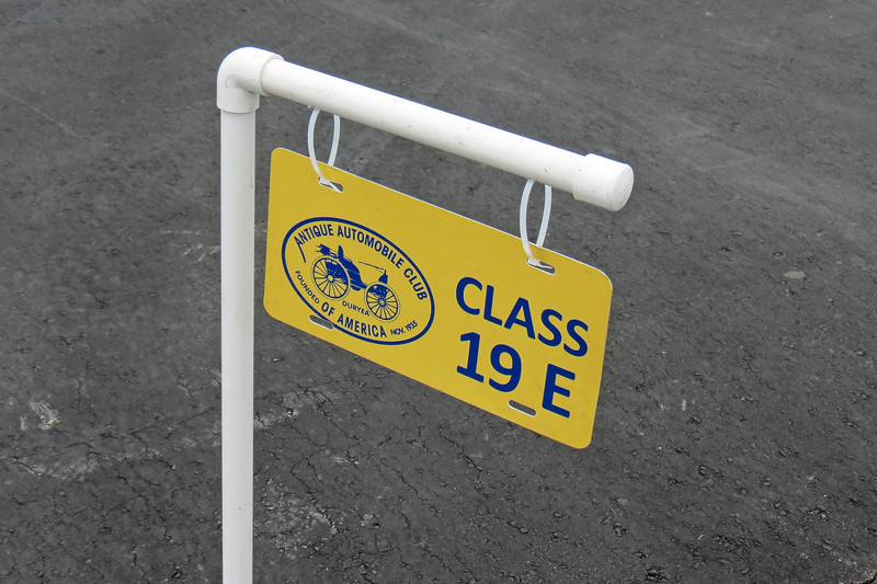 Class 19E:  CCCA vehicles, 1940 - 1948.