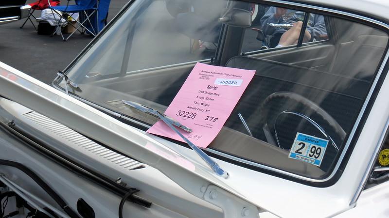 1965 Dodge Dart 270.