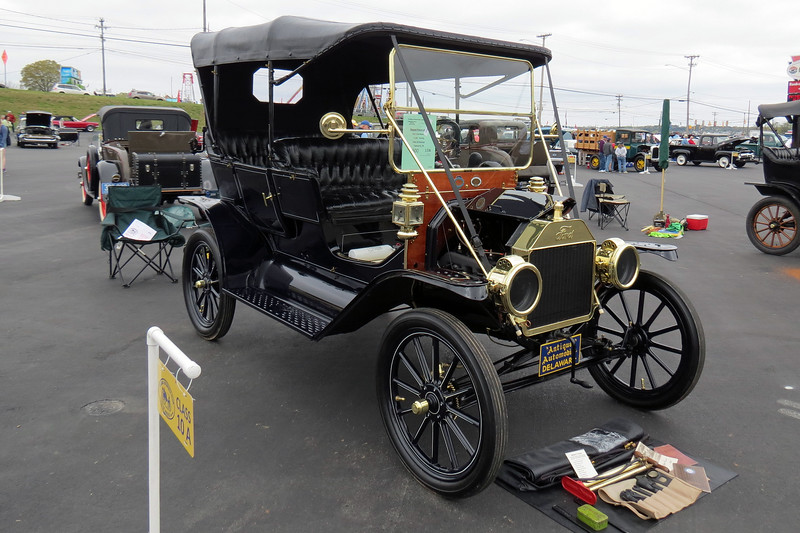 1911 Ford Model T.