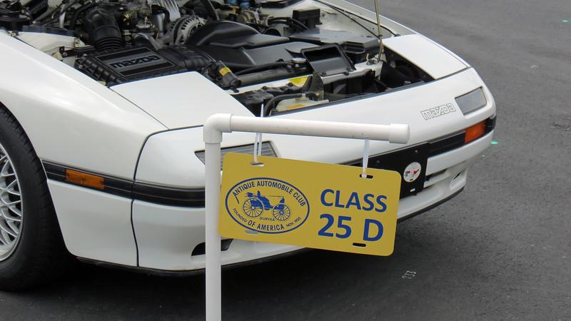 Class 25D:  Sports vehicles, open, 1970 - 1994.