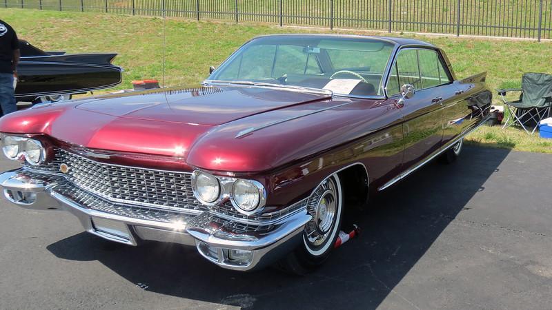 1960 Cadillac Eldorado Brougham.