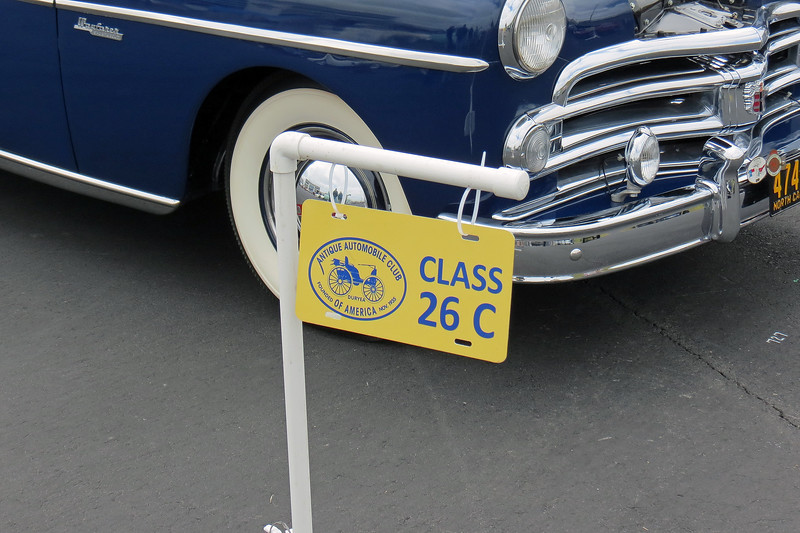 Class 26C:  Production Vehicles, 1950 - 1951.