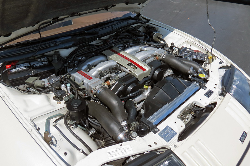 Improvements to the air intake system and exhaust system help the car breath easier.  That, along with two additional pounds of turbo boost, unlocked 65 more horsepower, bringing the total to 365.