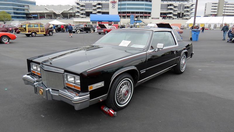 1981 Cadillac Eldorado.