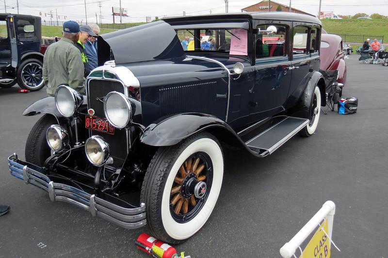 1929 Buick Series 129 Model 50.