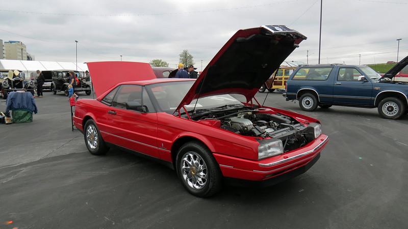1990 Cadillac Allante.