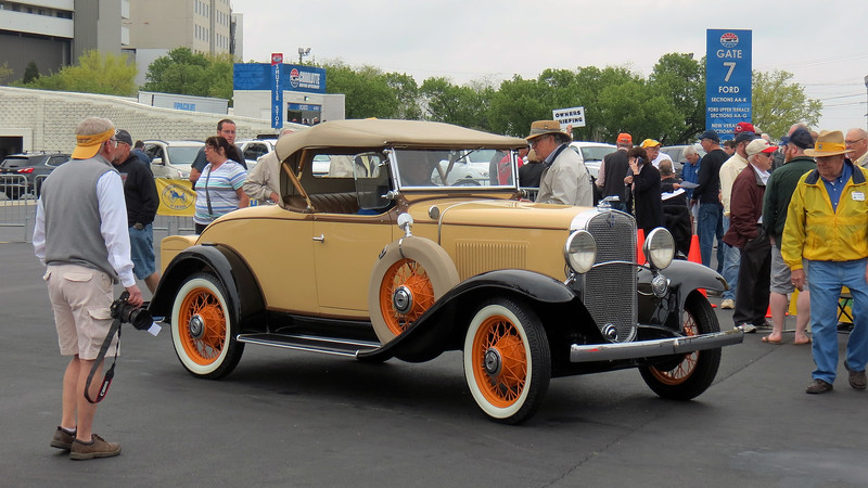 1931 Chevrolet Series AE 'Independence.'