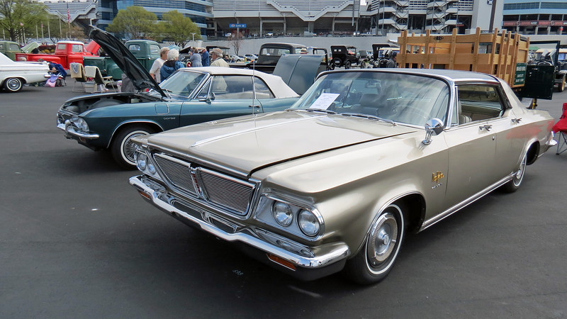 1964 Chrysler New Yorker sedan.