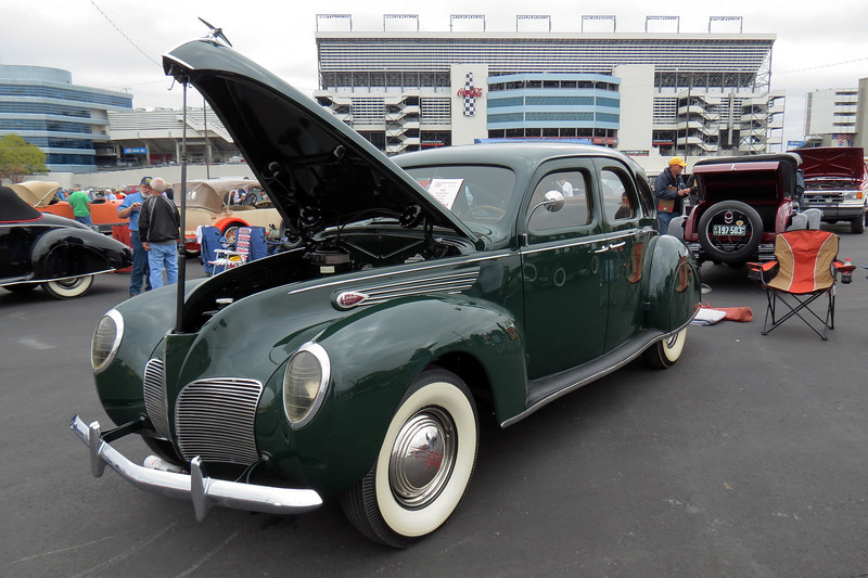 Another 1938 Lincoln Zephyr.