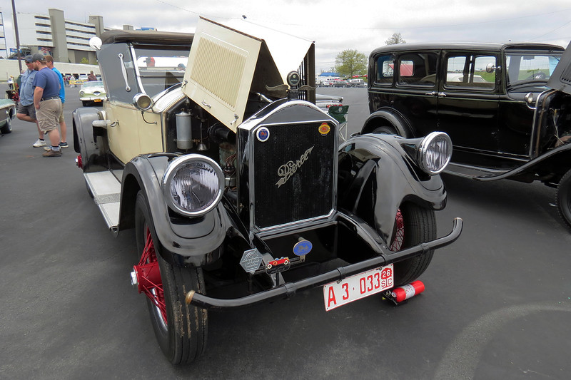 1926 Pierce-Arrow Series 80 Runabout.