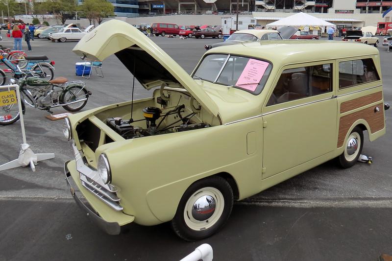 1949 Crosley CD wagon.