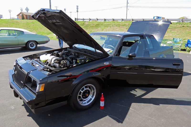 1987 Buick Grand National.