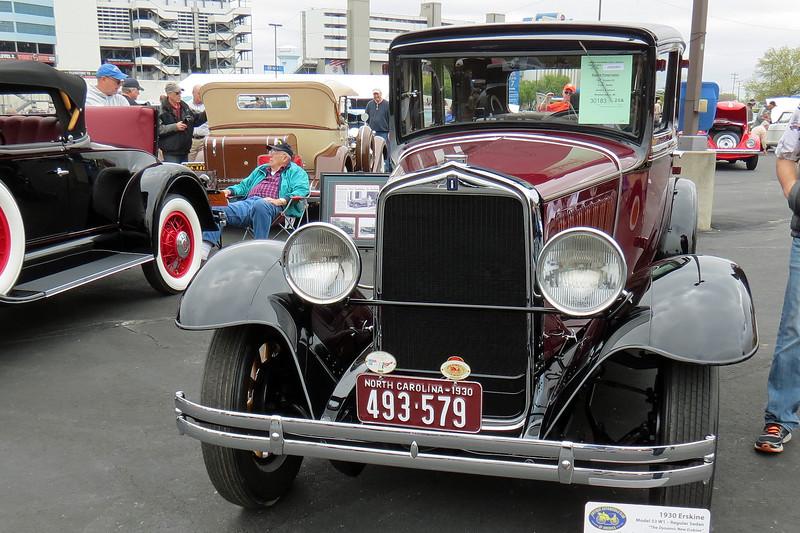 1930 Erskine Model 53.