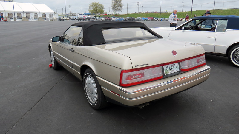 "I really like the Allante.  One of the best things about this is that the Allante hasn't quite become ""collectible"" yet, meaning prices are quite reasonable, even for a low mileage example."