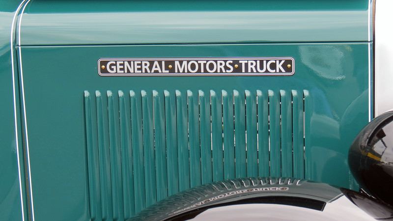 The General Motors Truck Company was created in 1911 to sell Rapid and Reliance trucks.  But by 1912, both names were replaced in favor of the newly created GMC brand name.