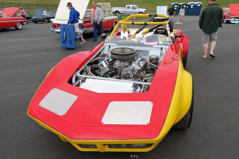 1970 Chevrolet Corvette.