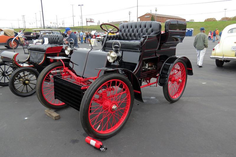 1901 Packard Model C.