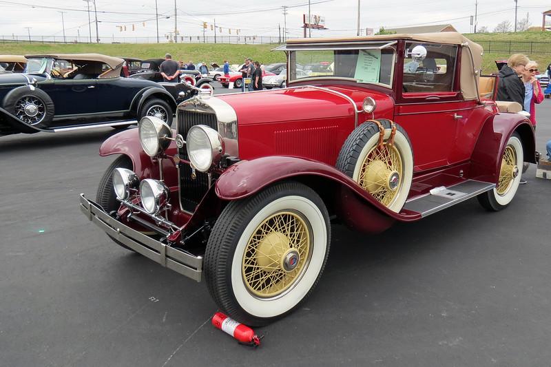 1928 LaSalle Model 303.