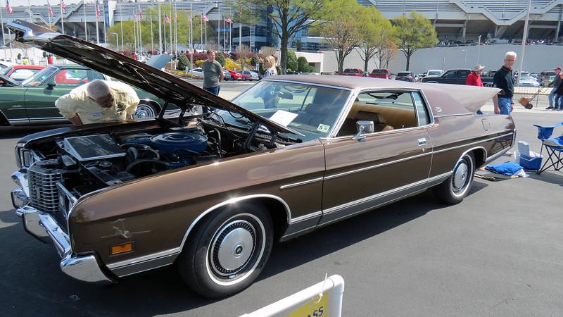 1972 Ford LTD.