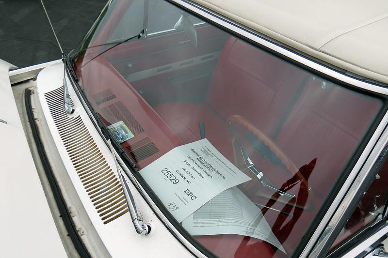 1962 Chevy II 400 Nova convertible.