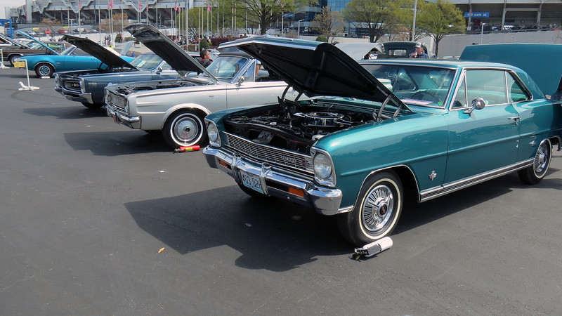 1966 Chevy II Nova SS.