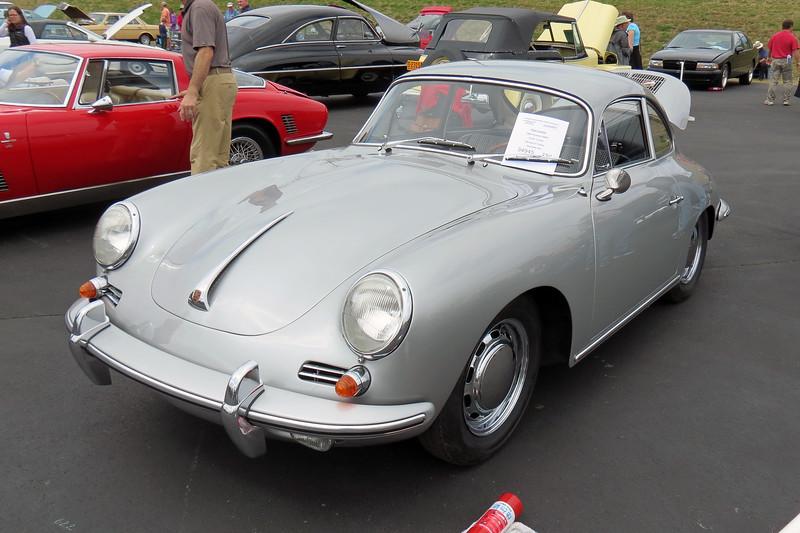 1964 Porsche 356SC.