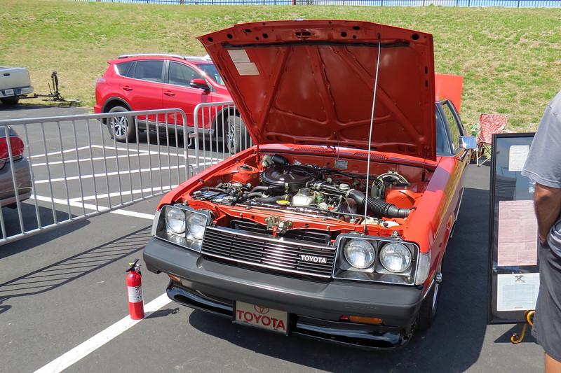 1979 Toyota Celica GT.