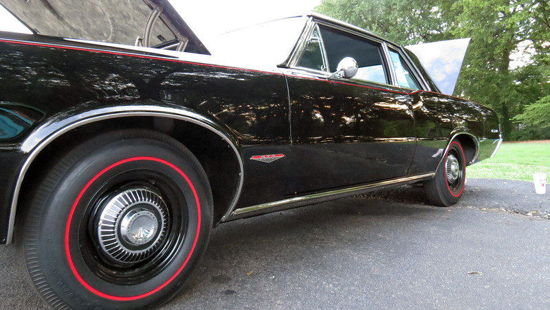 This is a well documented car that has been beautifully restored.