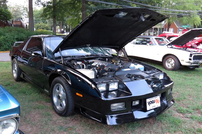 1991 Chevrolet Camaro Z28.