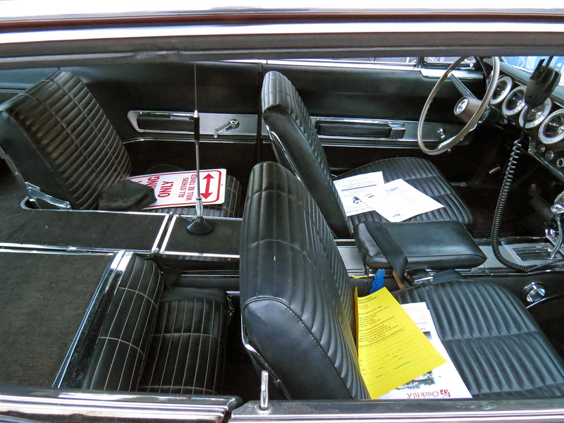 The Charger was a true 4-seater.