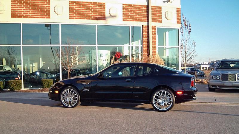 Maserati Cambiocorsa coupe.