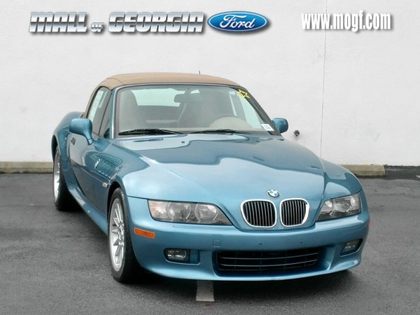 2001 BMW Z3 Roadster for sale at Mall of Georgia Ford.