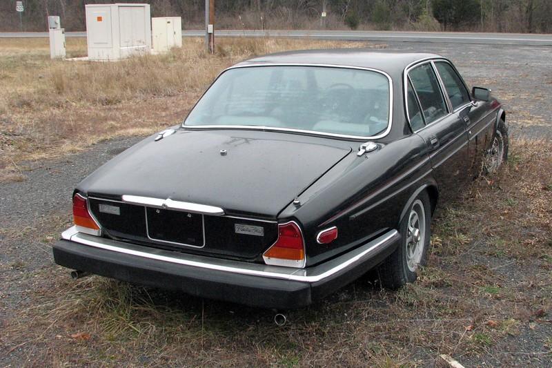 This car was a Vanden Plas edition.