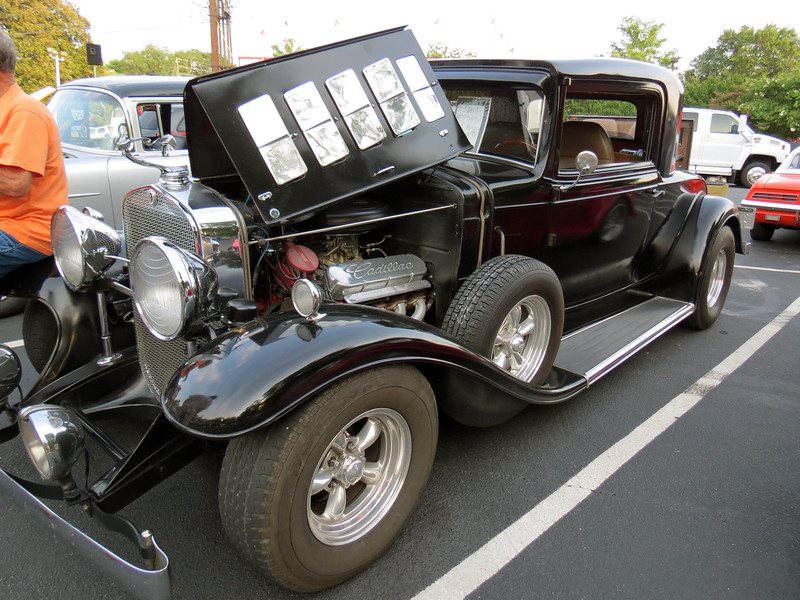 1931 Cadillac Eight, style number 355A.