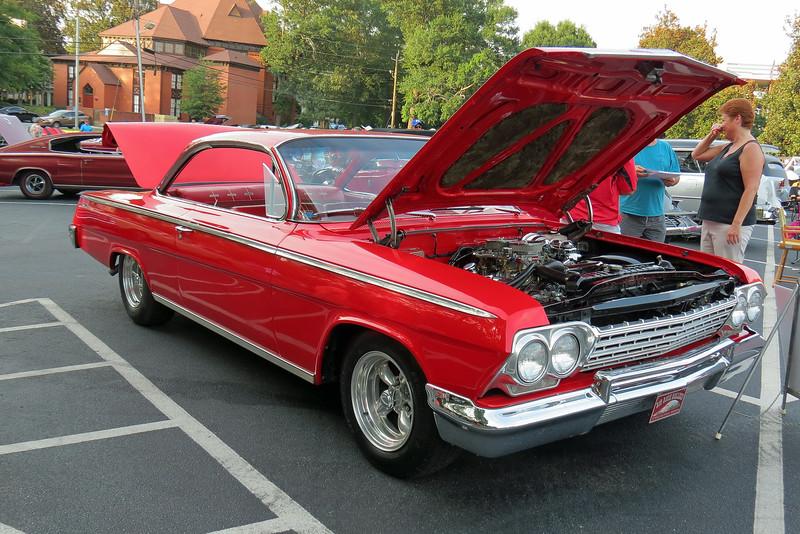 1962 Chevrolet Bel Air.