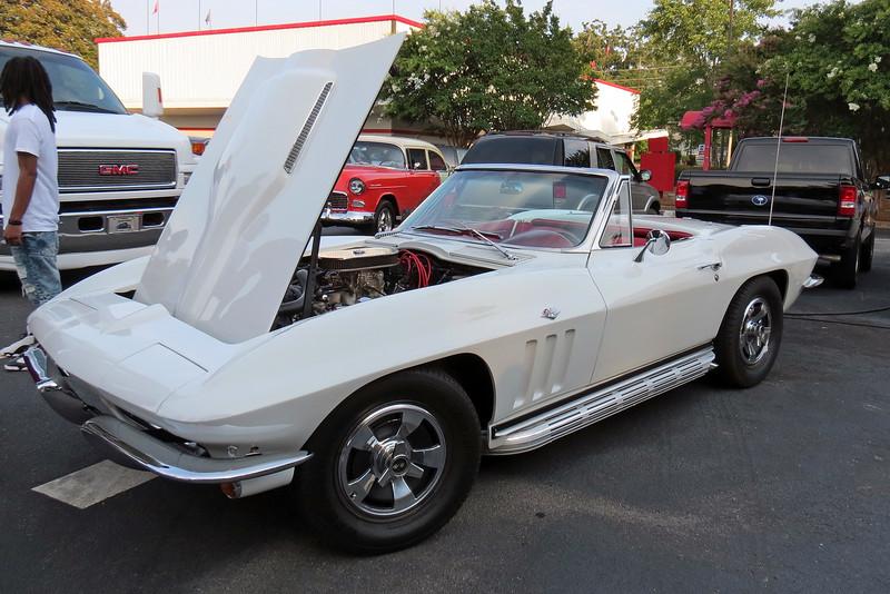 1965 Chevrolet Corvette.