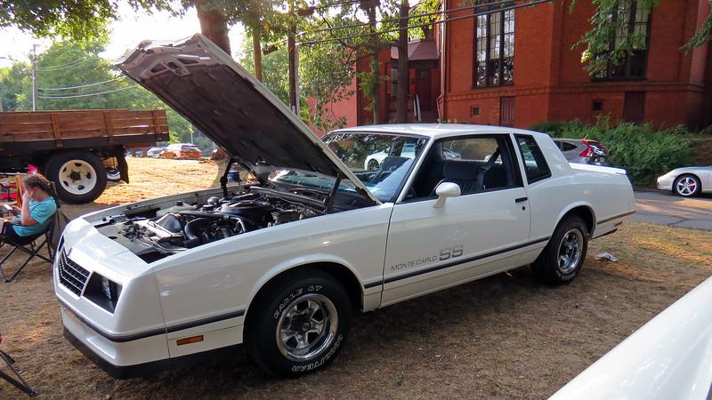 1984 Chevrolet Monte Carlo SS.