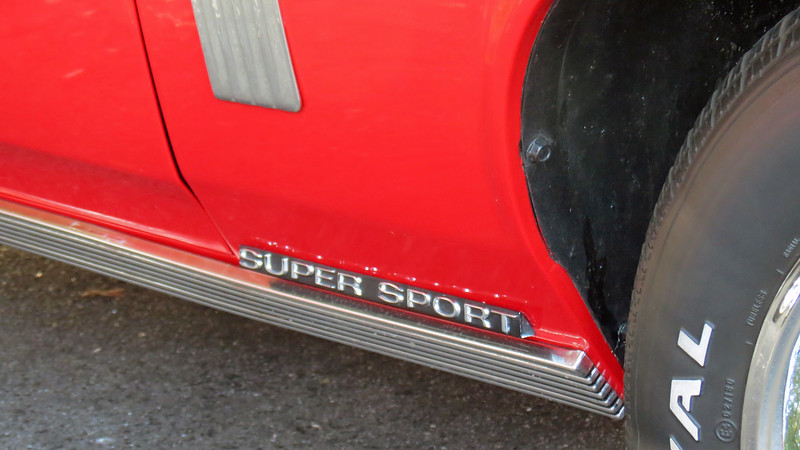 A total of 17,564 Super Sport Novas were produced in 1969.