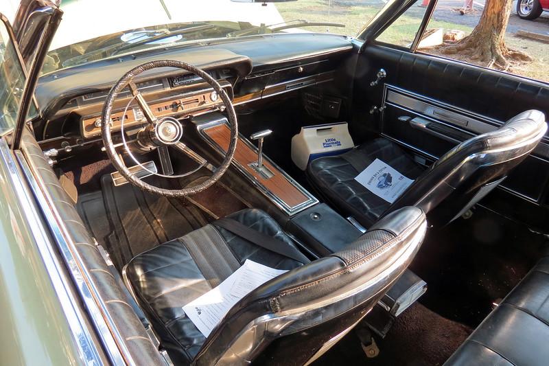1966 Ford Galaxie 500XL convertible.
