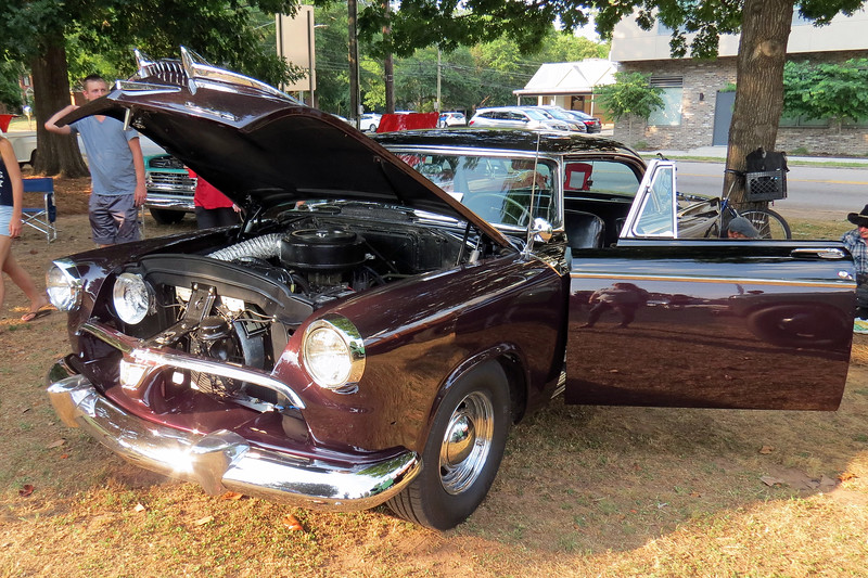 1956 Dodge Royal Lancer.