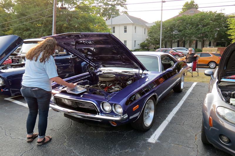 1972-74 Dodge Challenger.