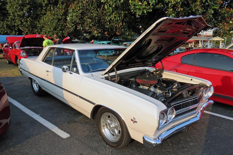 1965 Chevrolet Chevelle.
