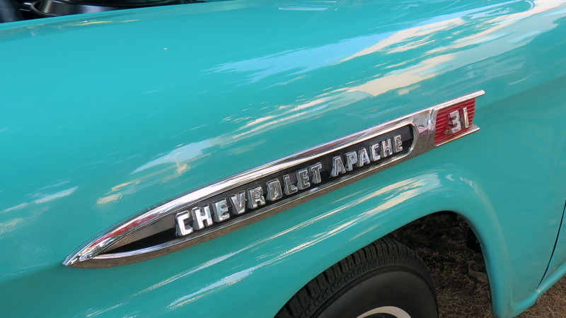 The Apache name appeared in 1958 and was first applied to the light duty truck line, (medium-duty line was called Viking, and the heavy-duty line was called Spartan).