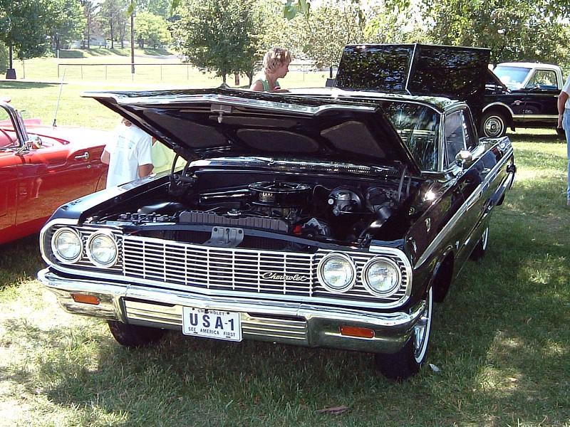 1964 Chevrolet Impala SS.