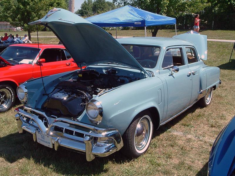 1952 Studebaker.