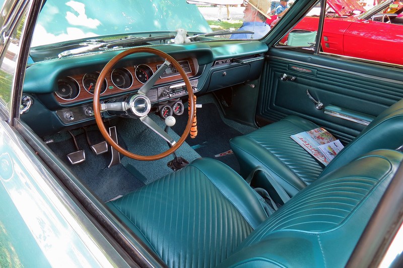 A whopping 75% of all GTOs sold in 1965 were equipped with a manual transmission.