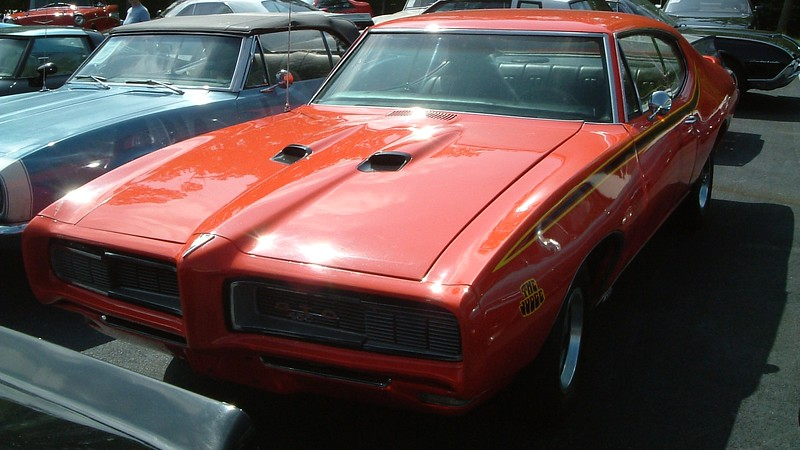 1968 Pontiac GTO Judge tribute, $18,900.