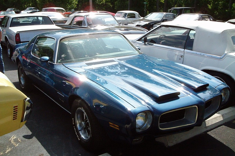 """1971 Pontiac Firebird Formula 400, 4-speed, $12,900.<br /> <br /> While the Chevrolet Camaro Z28 and Pontiac Trans Am seem to get all the publicity, Pontiac offered a lot of horsepower in its Firebird via a very subtle """"Formula"""" package.  This car featured the 300 hp 400 CID V8 mated to a 4-speed manual transmission.  This is a rare car, one of 7,802 Firebird Formulas produced that year, and one of 1,860 Formulas produced with a manual transmission."""
