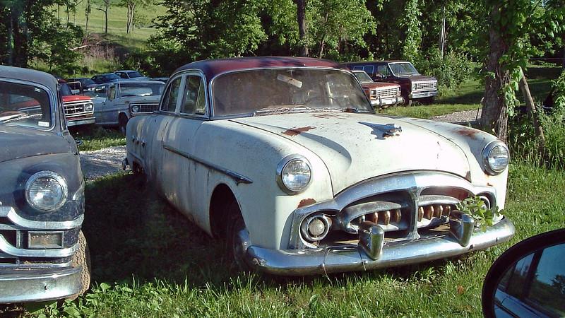 1952 Packard 200 Deluxe.
