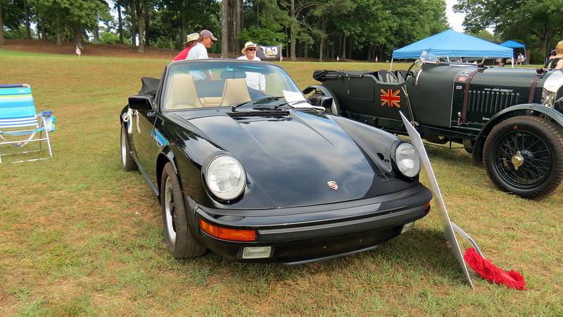 1989 Porsche 911.